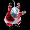 Гирлянда Санта-Клаус LD020W-PS/SA