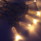 Морозостойкая гирлянда 120 белых светодиодов