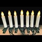 Гирлянда Мерцающие свечи IELD-16WW