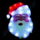 "Световое панно ""Санта-Клаус"" со светодиодами PKQE07SW08/1"