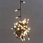 Гирлянда нить 100 теплых белых светодиодов ILDES100WW-C
