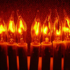 Гирлянда Мерцающие свечи IE12-04010