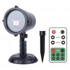 Лазерный проектор с пультом ДУ LSP-RG-3